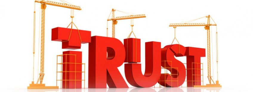 You Can't Be a Great Leader Without Trust. Here's How You Build It
