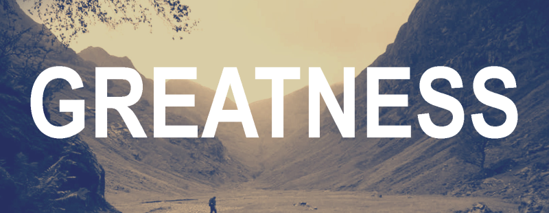 The Secret of Enduring Greatness
