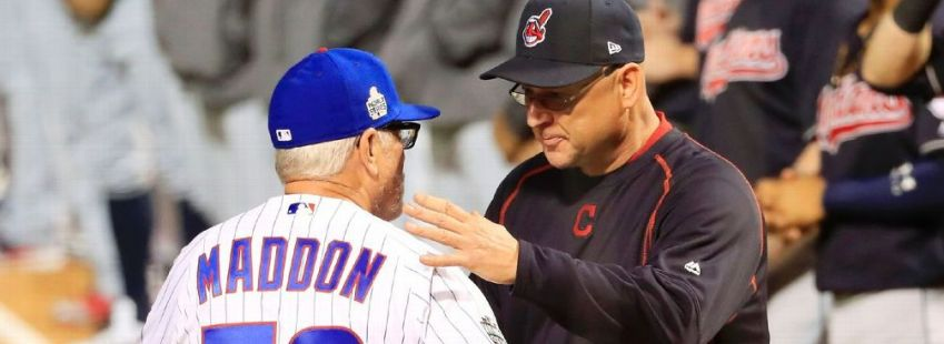 The ZEN Masters:  Joe Maddon & Terry Francona